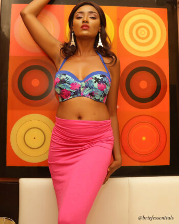 Malibu Solid 3 Way Dress, Pink