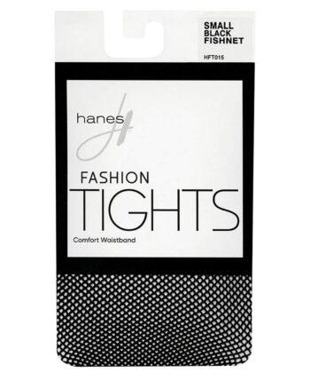 Hanes Fashion Fishnet Tights