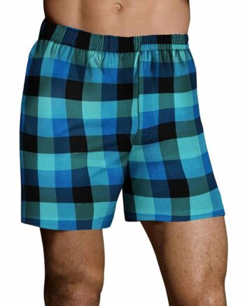 Hanes Men's Ultimate Fashion Boxers 3 Pack