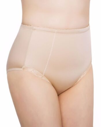 2-Pack Control Top Lace Shaping Panties