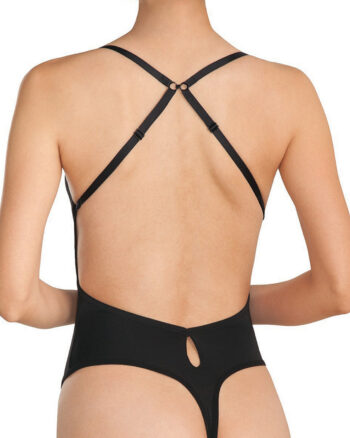 Got your Back Exposed Low Back Bodysuit