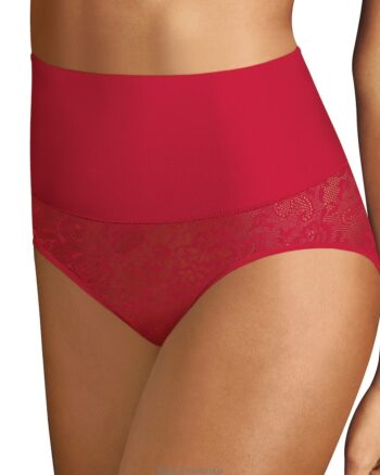 Maidenform Tame Your Tummy Lace Brief Panty