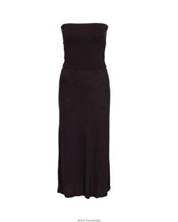 Malibu Solid 3 Way Dress, Black