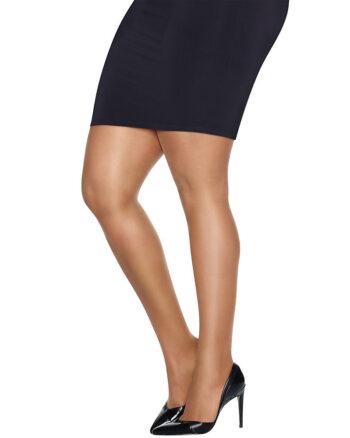 Just My Size Ultra-Sheer Run- Resistant Pantyhose Sheer Toe, 1-Pack