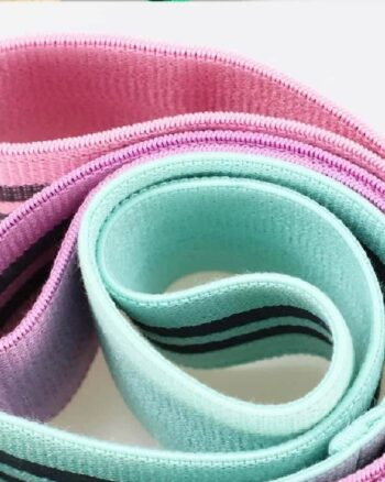 BE Active Glute & Hips Resistance Bands Set of 3