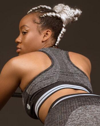 BE Active Flex Training Bra, Black
