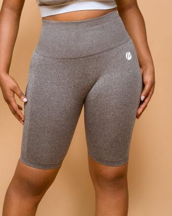 BE Active Epic Training Bike Shorts, Grey