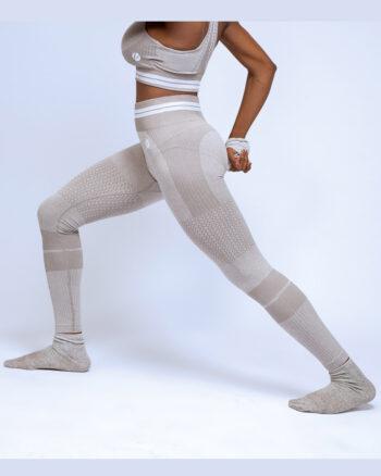BE Active Flex Training Leggings, Grey