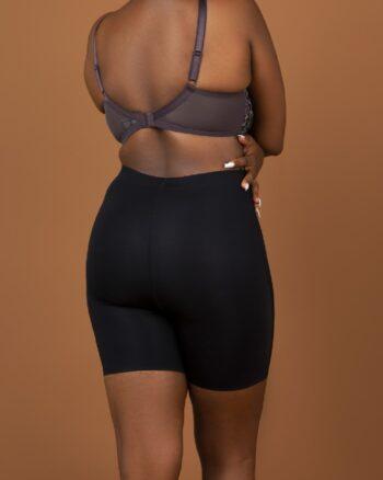 Bare Shape Mid Waist Shaper Shorts